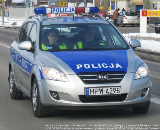 Policja Bytom: 13-latkowie spalili trzy garaże i auto