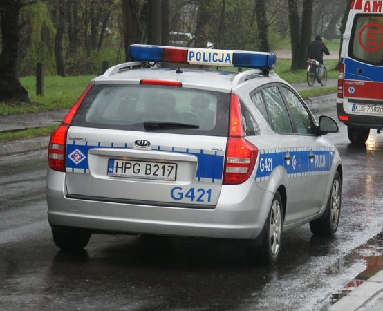 Policja Bytom: Śmiertelne potrącenie pieszego na pasach