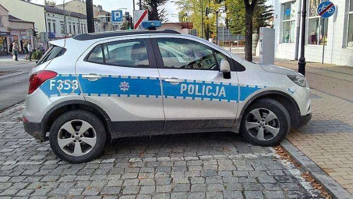 Policja Bytom: Kradł kosmetyki